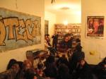 Uno de los eventos de la inaugiración. el 25 de Noviembre de 2011