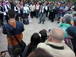 Romería indignada el 15M 2013 en tomaelrío